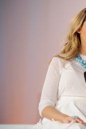 Blake Lively at Martha Stewart American Made Summit in New York City