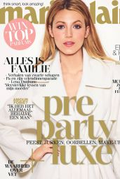 Blake Lively - Marie Claire Magazine Cover (Netherlands) December 2014