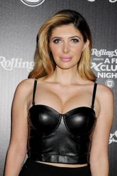 Brittny Gastineau - FIAT Xclusive Night Celebrating The Launch Of The All-New Fiat 500X in Hollywood