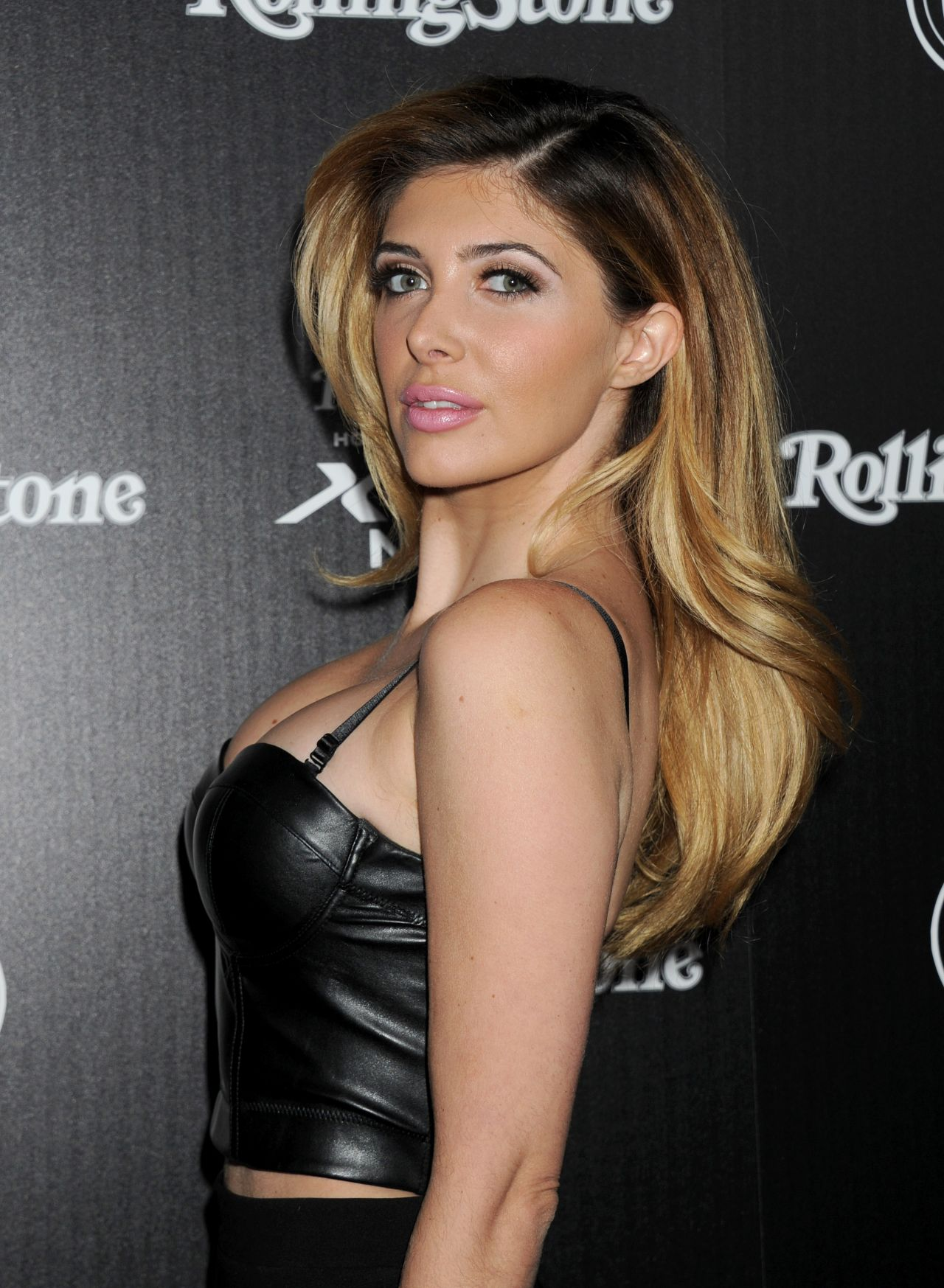Brittny Gastineau Fiat Xclusive Night Celebrating The