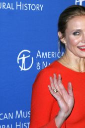 Cameron Diaz – 2014 Museum Of Natural History Gala in New York City