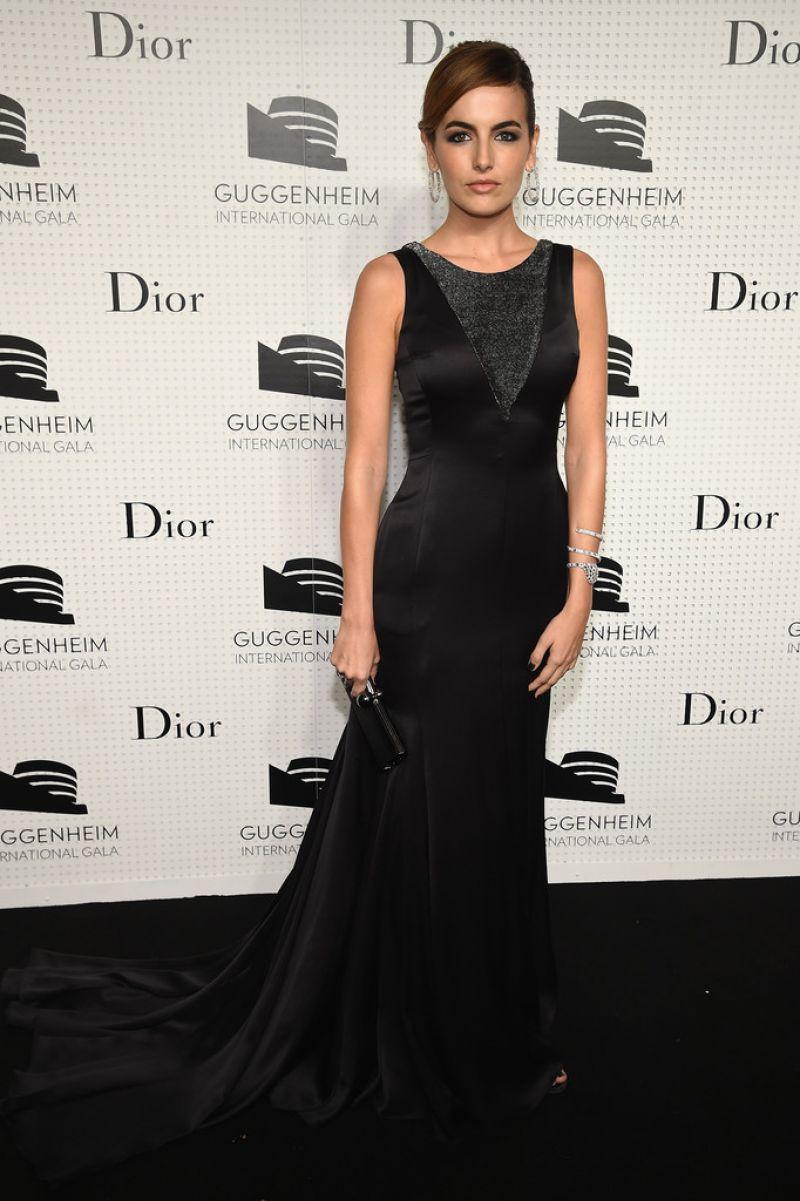 Camilla Belle - Guggenheim International Gala Dinner in New York City - November 2014