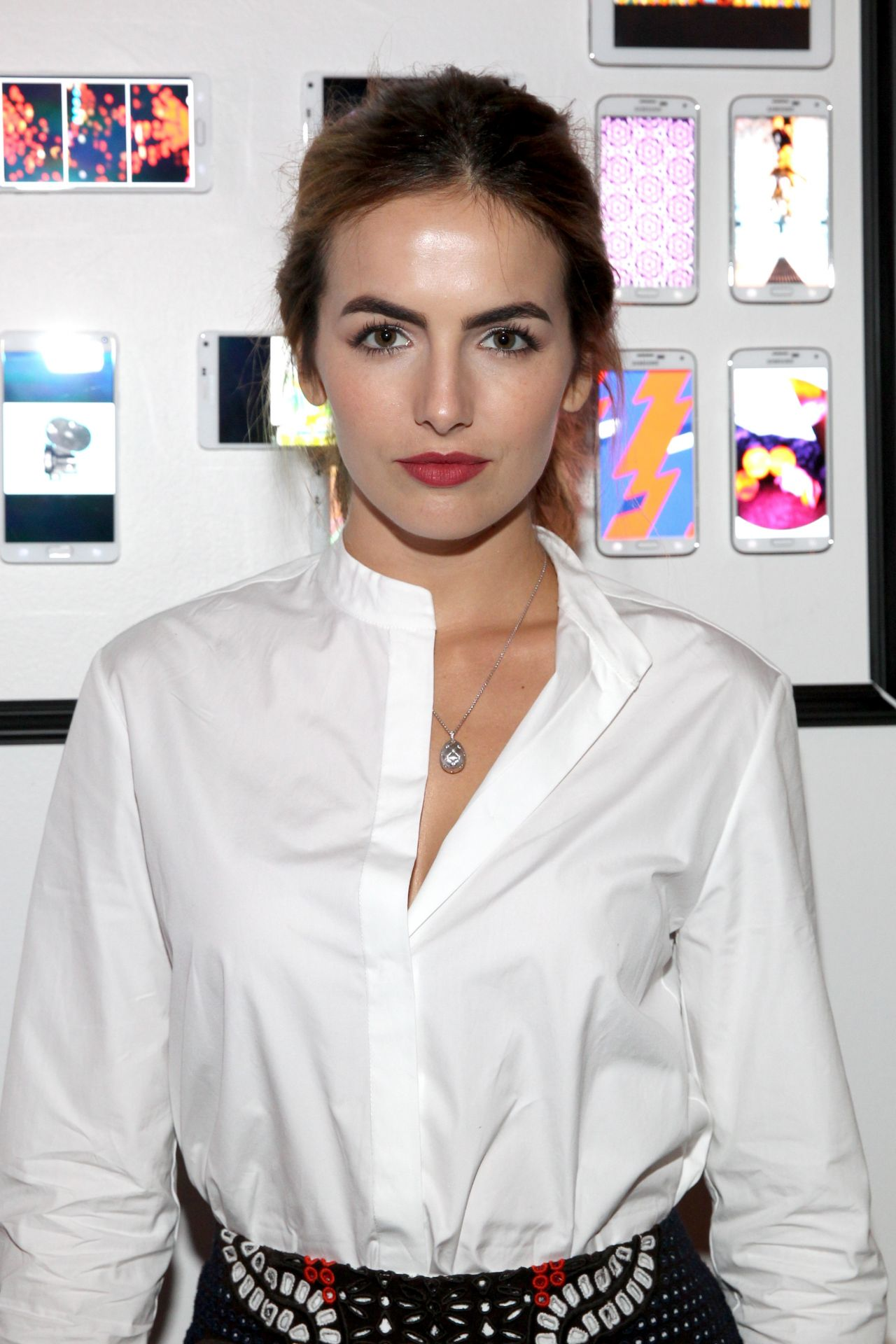 Camilla Belle – The Art Of Elysium's 2015 HEAVEN Pre-Event Dinner in Los Angeles
