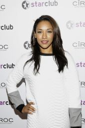 Candice Patton at StarClub Inc.