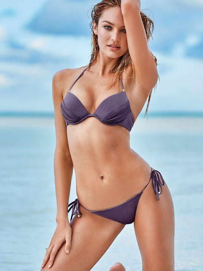 61ca140ea9497 Candice Swanepoel Bikini Photoshoot – Victoria's Secret – November 2014