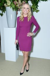 Caroline Wozniacki - 2014 CFDA/Vogue Fashion Fund Awards in New York
