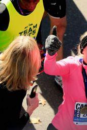Caroline Wozniacki - 2014 TCS New York City Marathon