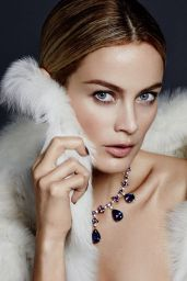 Carolyn Murphy - Photoshoot for S Moda - November 2014
