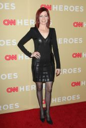 Carrie Preston - 2014 CNN Heroes: An All Star Tribute in New York City