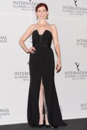 Carrie Preston - 2014 International Academy Of Television Arts & Sciences Emmy Awards in New York City