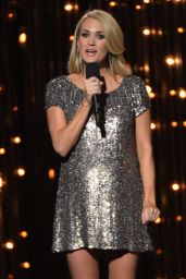 Carrie Underwood - 2014 CMA Awards in Nashville