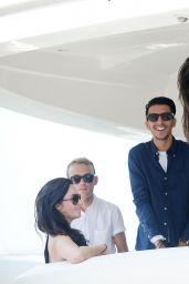 Casey Batchelor Bikini Candids - UAE, September 2014