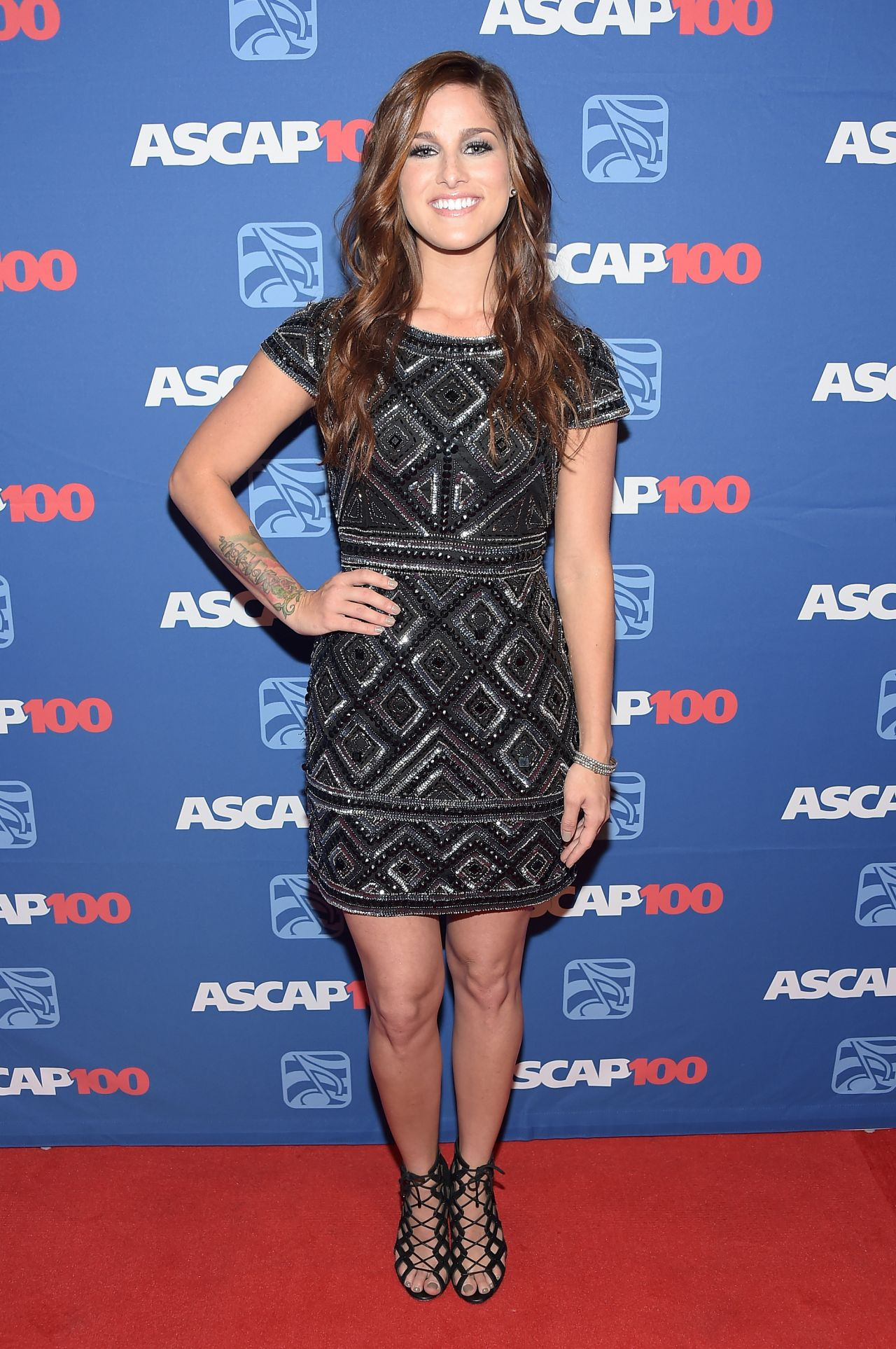 Cassadee Pope - 2014 ASCAP Country Music Awards