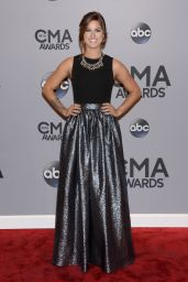 Cassadee Pope - 2014 CMA Awards in Nashville