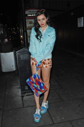 Charli XCX - SushiSama 2014 Party in London