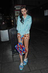 Charli XCX - SushiSama 2014 Party in London