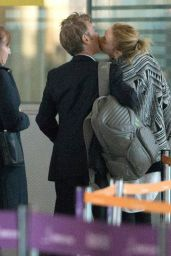 Charlize Theron and Sean Penn in Paris - November 2014