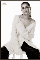 Cheryl Fernandez-Versini - Marie Claire Magazine (UK) December 2014 Issue