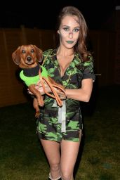 Chloe Goodman - Halloween House Party 2014 in Birmingham, England