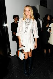 Chloe Sevigny - Louis Vuitton Monogram Celebration in New York City