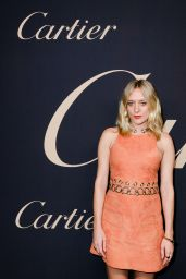 Chloe Sevigny - Panthere de Cartier Collection Dinner & Party in New York City