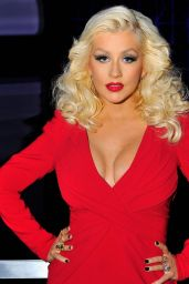 Christina Aguilera – 2014 Breakthrough Prize Awards Ceremony in Mountain View