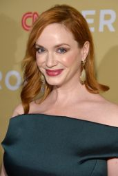 Christina Hendricks - 2014 CNN Heroes An All Star Tribute in New York City