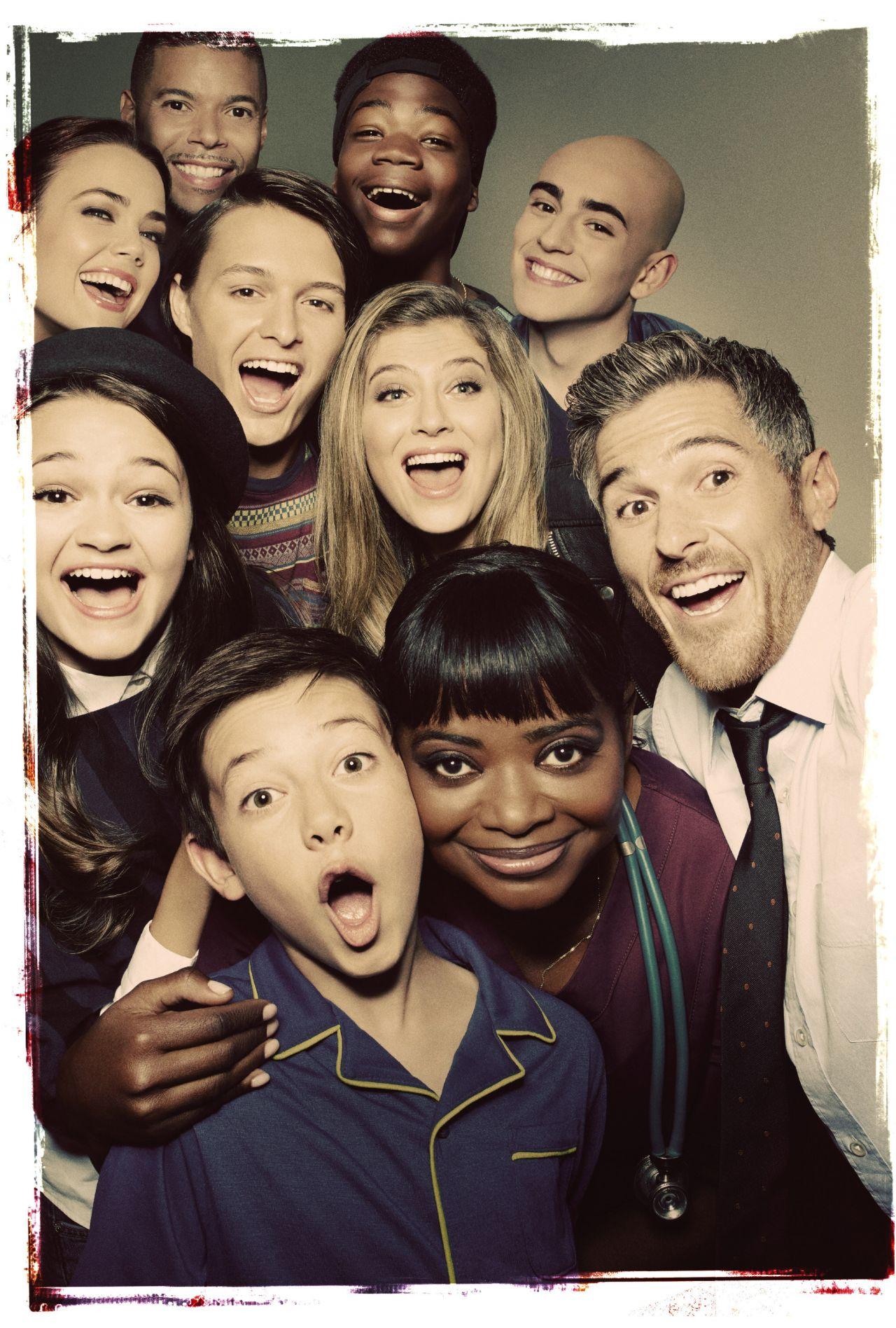 Bravo red band society television series season 1 promos