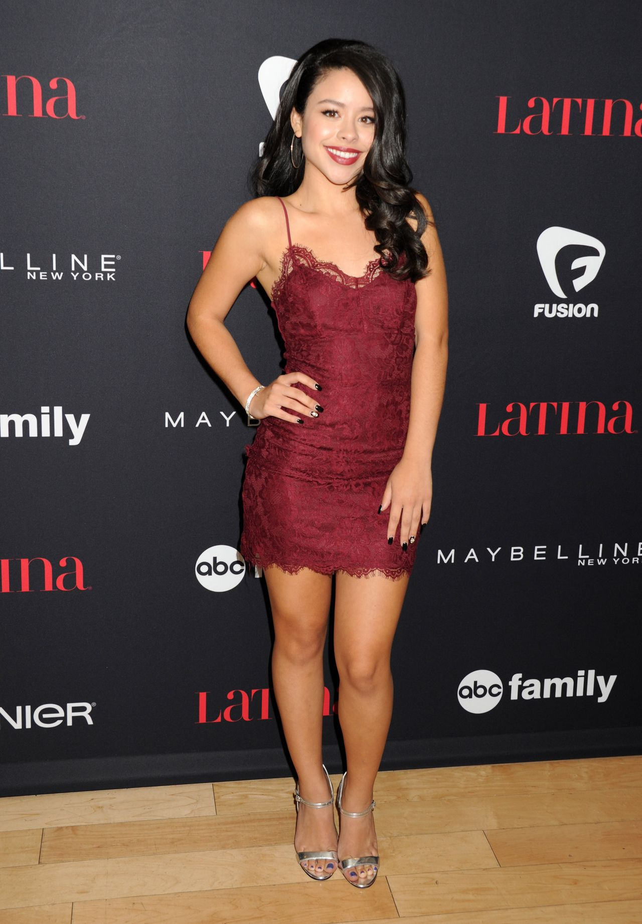 Cierra Ramirez at Latina Magazine