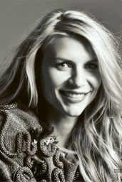 Claire Danes - Glamour Magazine (UK) December 2014 Issue
