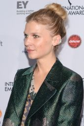 Clemence Poesy - 2014 International Academy Of Television Arts & Sciences Awards in New York City