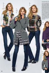 Constance Jablonski – Peter Hahn Fall/Winter 2014 Catalog