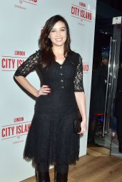 Daisy Lowe - City Island Event in London – November 2014