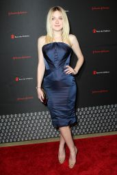 Dakota Fanning – 2014 Save the Children Illumination Gala in New York City