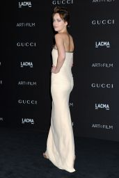 Dakota Johnson - 2014 LACMA Art + Film Gala in Los Angeles