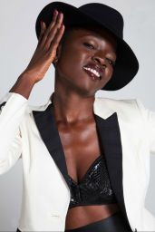 Danai Gurira - Bello Magazine Cover & Photoshoot (20114)