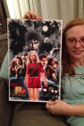 Deborah Ann Woll - Charity Auction/Raffle Photos - November 2014