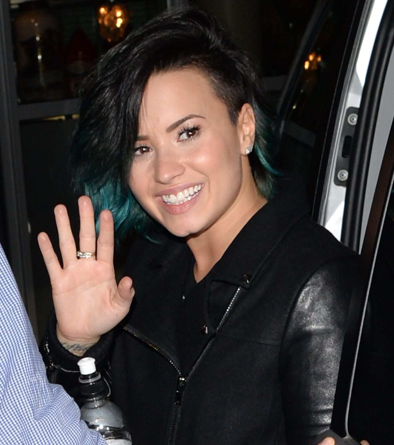 Demi Lovato - Out in London, November 2014