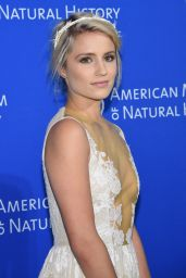 Dianna Agron - 2014 Museum Of Natural History Gala in New York City