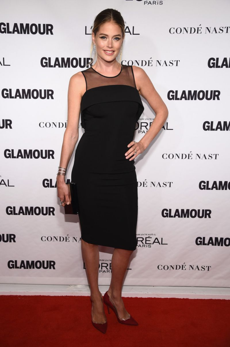 Doutzen Kroes – Glamour Women Of The Year Awards 2014 in New York City