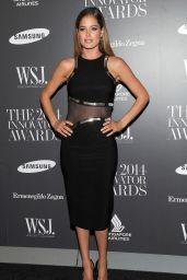 Doutzen Kroes - WSJ Magazine 2014 Innovator Awards in New York City