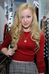 Dove Cameron Style - Nasty Gal Melrose Store Launch in Los Angeles