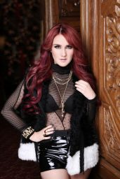 Dulce Maria Photoshoot - Five Secrets 2014