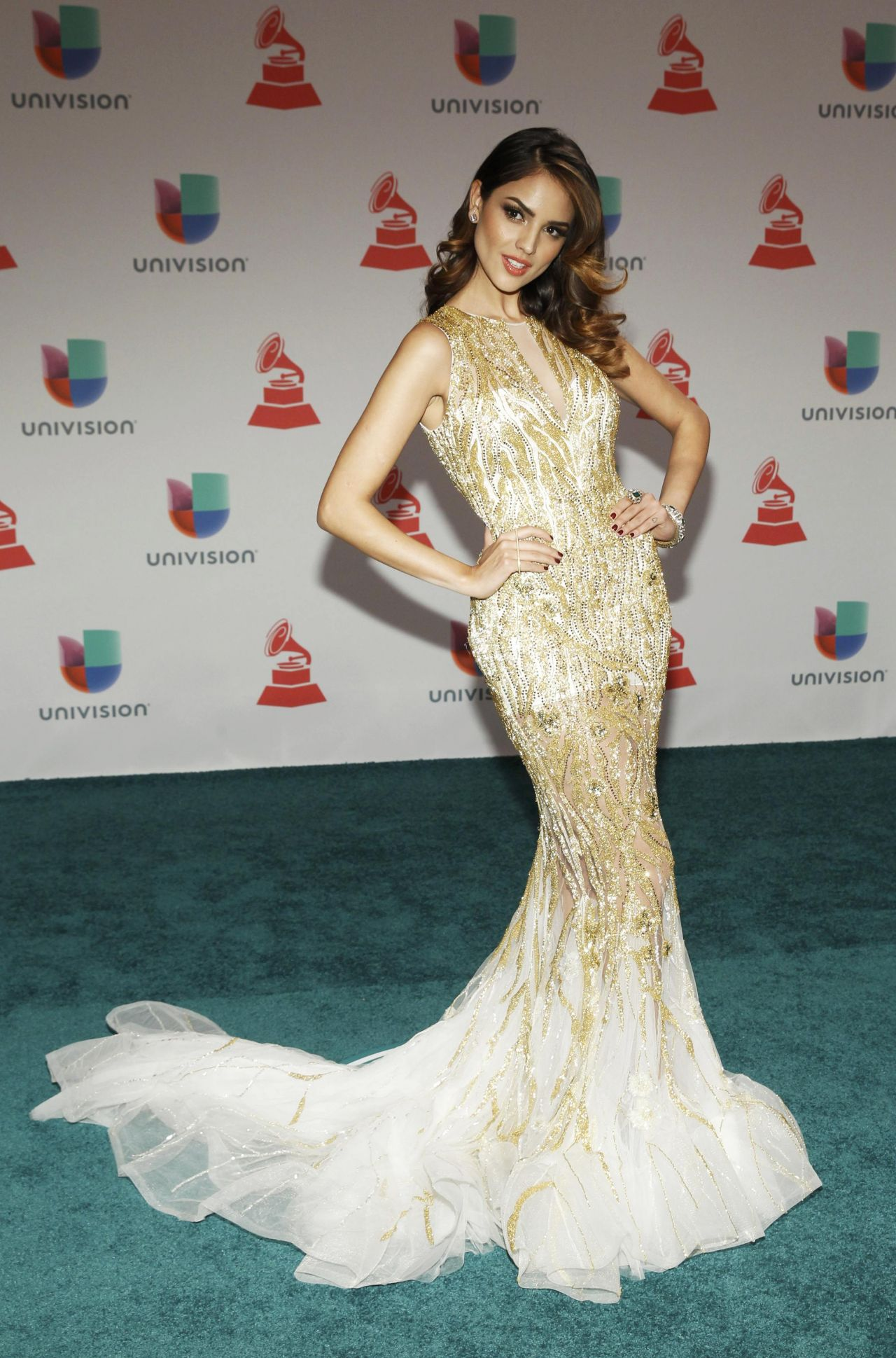 Eiza Gonzalez – 2014 Latin GRAMMY Awards in Las Vegas