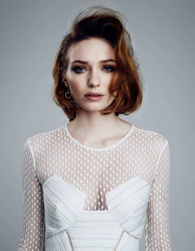 Eleanor Tomlinson Photoshoot 2014