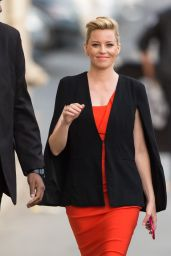 Elizabeth Banks Arriving to Appear on