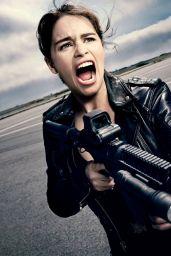 Emilia Clarke - Photoshoot for