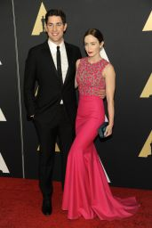 Emily Blunt – Academy Of Motion Picture Arts and 2014 Sciences' Governors Awards