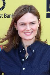 Emily Deschanel – P.S. ARTS Express Yourself 2014 in Santa Monica