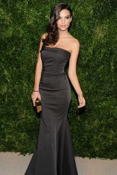 Emily Ratajkowski - 2014 CFDA/Vogue Fashion Fund Awards in New York City